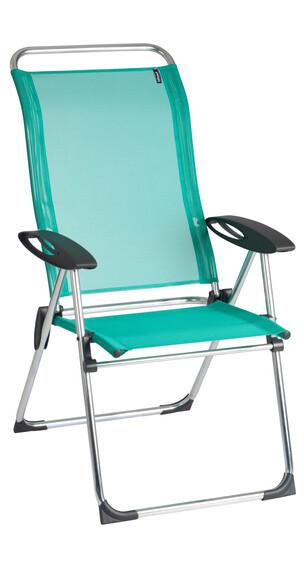 Lafuma Mobilier CHAM'ELIPS - Siège camping - Sun Glam Batyline turquoise
